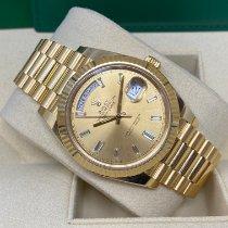 Rolex Day-Date 40 Gelbgold 40mm Gold Deutschland, Köln