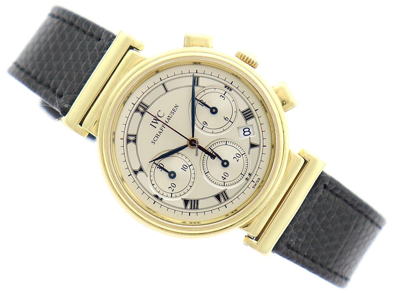 IWC Da Vinci Chronograph Da Vinci подержанные