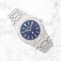 Audemars Piguet Royal Oak Jumbo neu 2018 Automatik Uhr mit Original-Box und Original-Papieren 15202ST.OO.0944ST.03