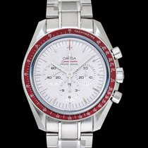 Omega Speedmaster Professional Moonwatch Steel 42.00mm Silver United States of America, California, Burlingame