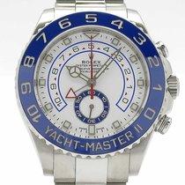 Rolex Yacht-Master II 116680 Sehr gut Stahl 44mm Automatik
