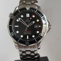 Omega 21230416101001 Acier 2009 Seamaster Diver 300 M 41mm occasion