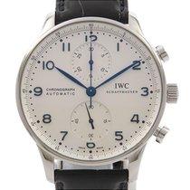 IWC Portuguese Chronograph occasion 41mm Chronographe