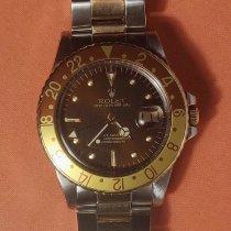 Rolex GMT-Master Gold/Steel 40mm Brown No numerals United Kingdom, London