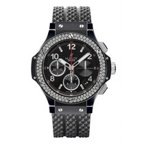 Hublot Big Bang 41 mm Steel 41mm Black Arabic numerals United States of America, Iowa, Des Moines
