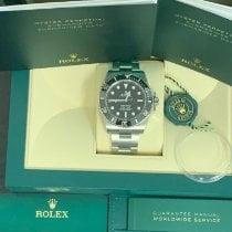 Rolex Submariner (No Date) new 2020 Automatic Watch with original box and original papers 124060-0001