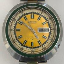 Seiko Steel 43mm Yellow United States of America, New York, New York