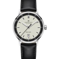 Hamilton Intra-Matic new Automatic Watch with original box and original papers H38425720