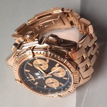Breitling Crosswind Special Yellow gold 44mm Black No numerals