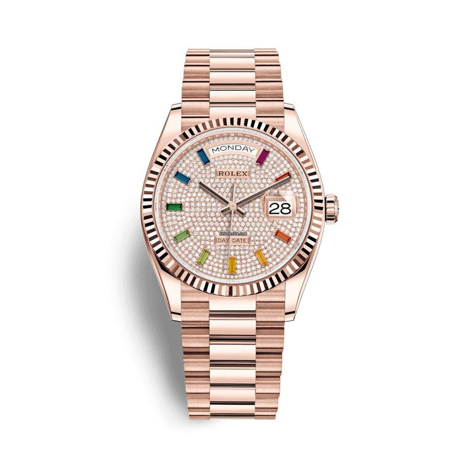 Rolex Day-Date 128235 2020 nou