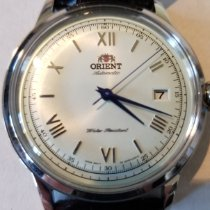 Orient Steel Automatic FAC00009N0 pre-owned United States of America, New Jersey, Chatham