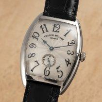 Franck Muller Белое золото Механические Cеребро 36mm подержанные Casablanca