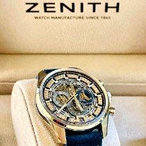 Zenith 03.2081.400/78.C813 Muy bueno Acero 42mm Automático Chile, Vitacura