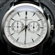 Vacheron Constantin Patrimony White gold 42mm Silver United States of America, California, Irvine