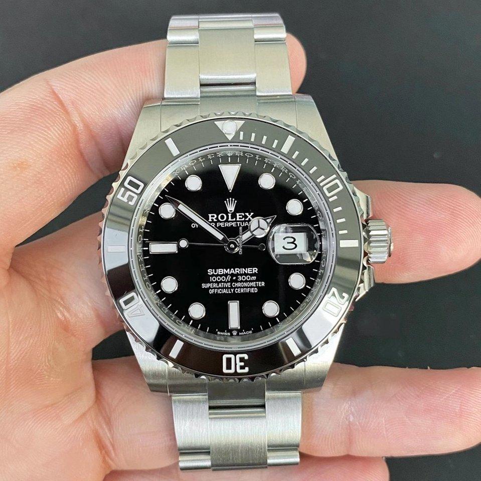 Rolex Submariner Date 126610LN new