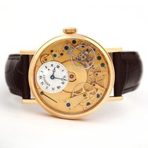 Breguet Tradition Yellow gold 37mm Silver Roman numerals United States of America, Florida, Aventura