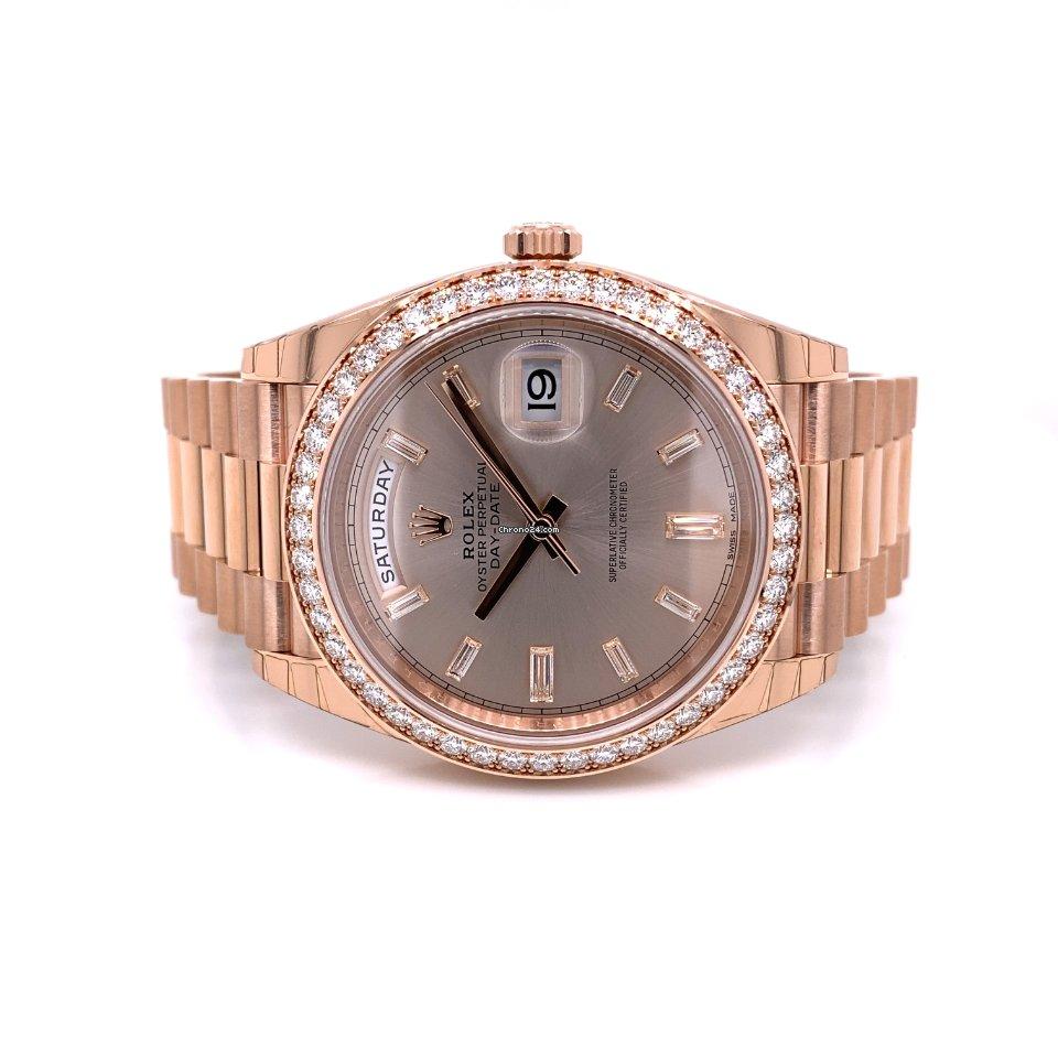 Rolex Day-Date 40 228345 2017 nuevo