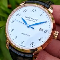 Ulysse Nardin Classico Rose gold 40mm White Arabic numerals United States of America, Texas, Frisco