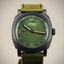 Panerai Radiomir Ceramic 48mm Green