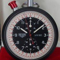 Heuer Часы подержанные 1970 Aлюминий 65mm Механические Часы с оригинальной коробкой