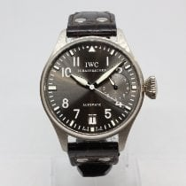 IWC White gold 46mm Automatic IW500402 pre-owned Singapore, Singapore