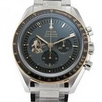 Omega Speedmaster Professional Moonwatch Steel 42mm Grey United States of America, New York, New York