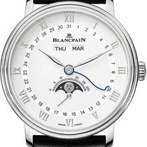 Blancpain 6264 1127 55B New Steel 38mm Automatic United States of America, Florida