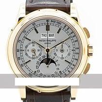 Patek Philippe 5970R-001 Rose gold 2006 Perpetual Calendar Chronograph 40mm pre-owned
