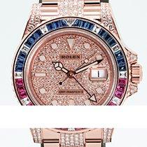 Rolex 126755SARU Or rose 2019 GMT-Master II 40mm nouveau