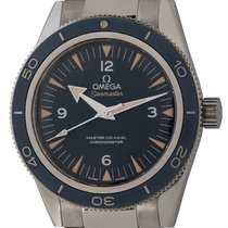 Omega Seamaster 300 Titanium 41mm Blue United States of America, Texas, Austin