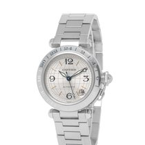 Cartier Pasha C Steel 35mm Silver United States of America, New York, Hartsdale