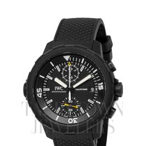 IWC Aquatimer Chronograph Acero 47mm Negro
