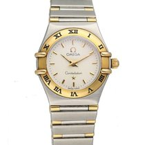 Omega Constellation Ladies Steel 23mm White United States of America, New York, New York