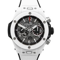 Hublot Big Bang Unico Ceramic 42mm Transparent