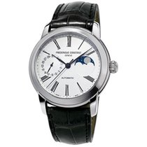 Frederique Constant FC-712MS4H6 Steel 2021 Manufacture Classic Moonphase 42mm new