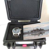 Oris Big Crown ProPilot Altimeter nouveau 2015 Remontage automatique Montre avec coffret d'origine et papiers d'origine 01 733 7705 4134