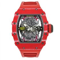 Richard Mille RM 035 Carbon 42mm Transparent
