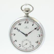 Omega Часы подержанные 49mm Aрабские Механические Только часы