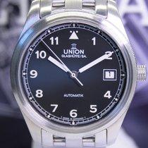 Union Glashütte Steel 39mm Automatic 26-11-07-47-10 pre-owned