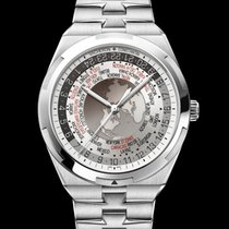 Vacheron Constantin Overseas World Time new 2018 Automatic Watch with original box and original papers 7700V-110A-B129