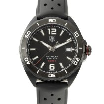 TAG Heuer Formula 1 Calibre 5 Steel 41mm Black