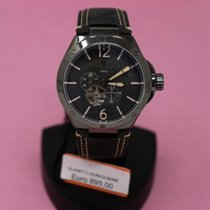 Lancaster new Automatic Display back Small seconds PVD/DLC coating 45mm Steel Sapphire crystal
