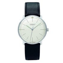 Junghans max bill Automatic Steel 38mm Silver United States of America, New Jersey, Cherry Hill