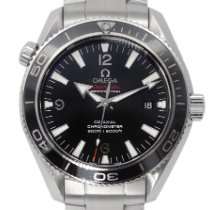 Omega Seamaster Planet Ocean Acier 42mm Noir France, Toulouse