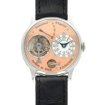 F.P.Journe XXX/03T Very good Platinum 38mm Manual winding