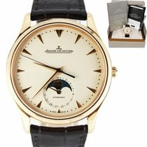 Jaeger-LeCoultre Rose gold 2010 39mm pre-owned United States of America, New York, Lynbrook