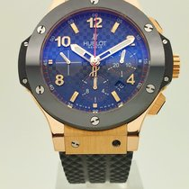 Hublot Big Bang 44 mm Or rose 44mm Noir Arabes