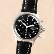 Sinn 356 Steel 38.5mm Black