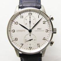 IWC Portuguese Chronograph Stål 41mm
