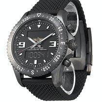 Breitling Chronospace Military M78367101B1W1 Mai indossato Acciaio 46mm Quarzo Italia, l'aquila